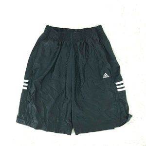 Adidas Men Basic Dazzle Shorts Black Sz M P24